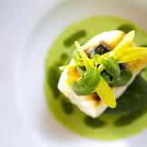 お料理評価5点満点中4.33点。味だけでなく見た目にもこだわったお料理たち。「神戸」「北野」で「和婚」なら「神戸北野ハンター迎賓館」へ。