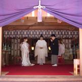 布多天神社挙式(神前式)