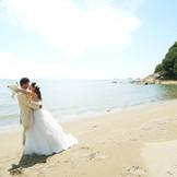 憧れのリゾート花嫁♪