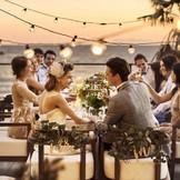 ご家族様中心のアットホームなレストランウエディングは貸切で特別感を・・・。1.5次会やお食事会にもおすすめです!