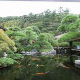 日本庭園が作り出す和の趣きと奥ゆかしさは、ゲストの方々にも非日常の空気へ誘ってくれます。