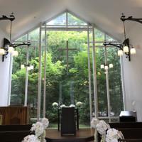 ホテル軽井沢エレガンス(森のチャペル軽井沢礼拝堂)