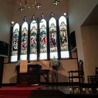 麻布グレイスゴスペル教会 セントメアリー記念礼拝堂