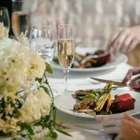 どの年齢層にも喜ばれるお料理で大切なゲストをおもてなし♪