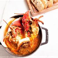 フランス風創作海辺料理