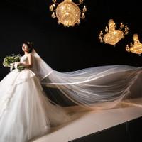 世界一美しい花嫁を演出するために創られた光の教会