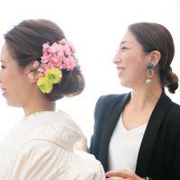【美容】花嫁様を最高に美しく