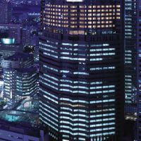 品川駅直結[East One Tower]26F~32Fに位置する高層階ホテル