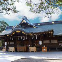 1900年の歴史ある大國魂神社