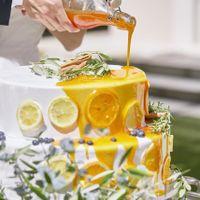オリジナル ウエディングケーキ