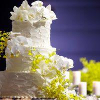 ウェスティンホテル東京の人気デザートブッフェも手掛けるペストリーシェフが作るウエディングケーキ