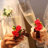 祝福の日に特別な乾杯酒で♪
