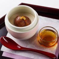 上品な味が大人気のほうじ茶プリン