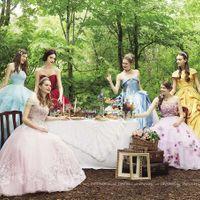 オシャレ大人女子必見!「ディズニープリンセス」をイメージしたウェディングドレスがついに登場