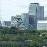 大阪城が見える会場もあり、遠方の方に喜ばれます。