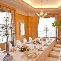 【1日1組限定】ロイヤルスイートルーム。ご結婚式の後はそのままご宿泊いただけます。