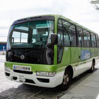 ホテル⇔新潟駅間を走る無料のシャトルバスもご利用可能。