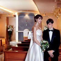 プラザチャペルは日本で初めてのホテル内に常設されたチャペル。伝統と高級感をご堪能いただけます。