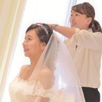 花嫁のイメージを形に♪