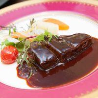 メニュー:ゆらり <肉料理> 国産牛フィレ肉のポワレ ~マデラソース~