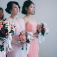 【パーティーレポート】 結婚式当日のシーンショット
