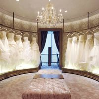 オリジナルブランド【DESTINY Line】では15種以上のブランドドレスや独占契約のドレスが多数ご用意。運命の1着をぜひ見つけてください。