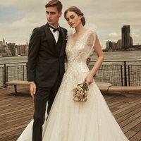 ラスティック&ロマンティックなドレス