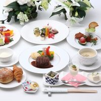 婚礼料理一例 季節やご要望によって お作り致します。