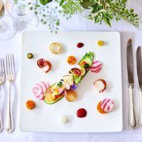 料理が美味しい会場ランキング1位に輝いた自慢の品々