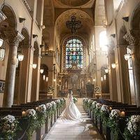 荘厳な大聖堂