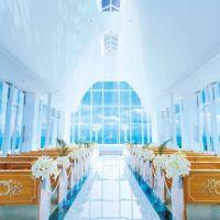 24mものバージンロードは花嫁の憧れのステージ
