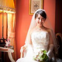 フォトジェニックな館内でお気に入りのドレスの写真をたくさん撮影して!