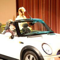 【メルロ】の会場では、車・バイク入場が可能です!お二人の愛車で入場すればゲストの方も盛り上がり間違いなし!