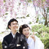 関西のシンボル大阪城で前撮りも大人気☆彡