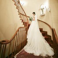 花嫁のバックスタイルにも美しさとこだわりが