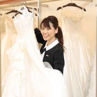 プロのコーディネーターがドレス選びをお手伝いいたします。安心してお越し下さい。