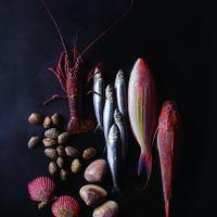 地元の新鮮な鮮魚を使用