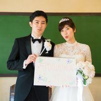 ご両親様への感謝 THANK YOU!!