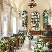 奇跡のステンドグラスが美しい大聖堂