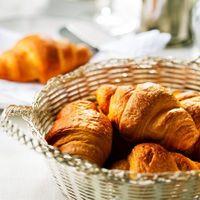 【オリジナル★クロワッサン】バターの香りが口の中いっぱいに広がる…ララシャンスの絶品料理♪