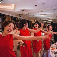 マグリットのご提案するゲスト全員でのダンスは記憶に残る一瞬に!
