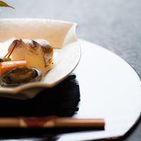和食もコースに取り入れることが可能です。