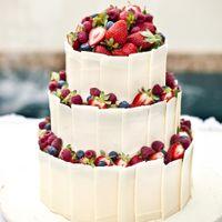 ウエディングケーキは女子楽しみアイテムの一品☆