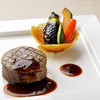 黒毛和牛フィレ肉 トリュフソース