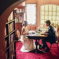 【Princesa】誕生日や結婚式後の記念日にふたりで過ごせるガーラダイニングはPrincesaの上階に。