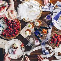 ひとつひとつのデザートをすべてパティシエが手作りするマリゾンのデザートビュッフェは、女性ゲストやお子様にとても喜ばれる人気のパーティ演出