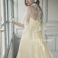 """ドレスサロンには人気ブランドドレスもご用意 """"私らしい""""を表現できるドレス 人気ブランド JILL STUARTのドレス"""