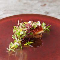 京都の自然に囲まれた旬の味わいは、多くの口コミでも評判を集める料理。