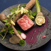 お箸で食べられるフレンチのフルコース。日本人に合うものを追求して
