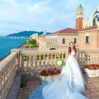 EUROPIAN SEASIDE WEDDING